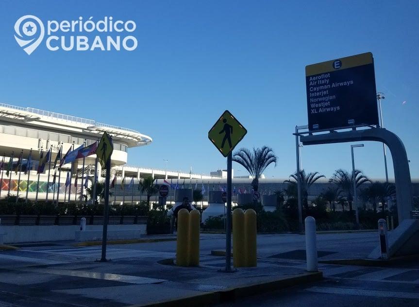 Aeropuerto de Miami utilizará reconocimiento facial para identificar a los viajeros y evitar el coronavirus