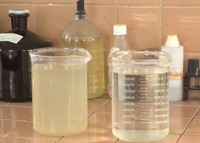 Cienfuegos recibe agua turbia en sus tuberías, las autoridades culpan mala calidad del río