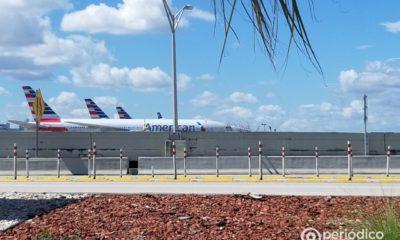 American Airlines cancela vuelos a Cuba
