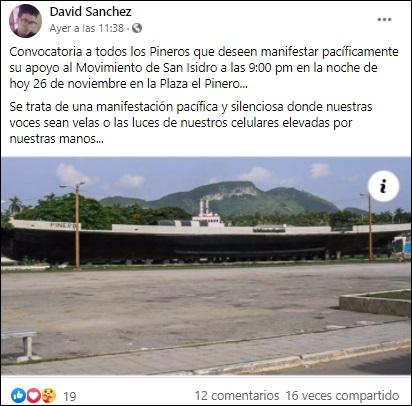 Periodista independiente en Isla de la Juventud es detenido por apoyar al MSI