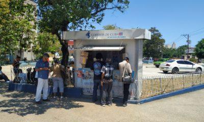 Correos de Cuba restablece todos los servicios de paquetería internacional vía aérea, incluido DHL