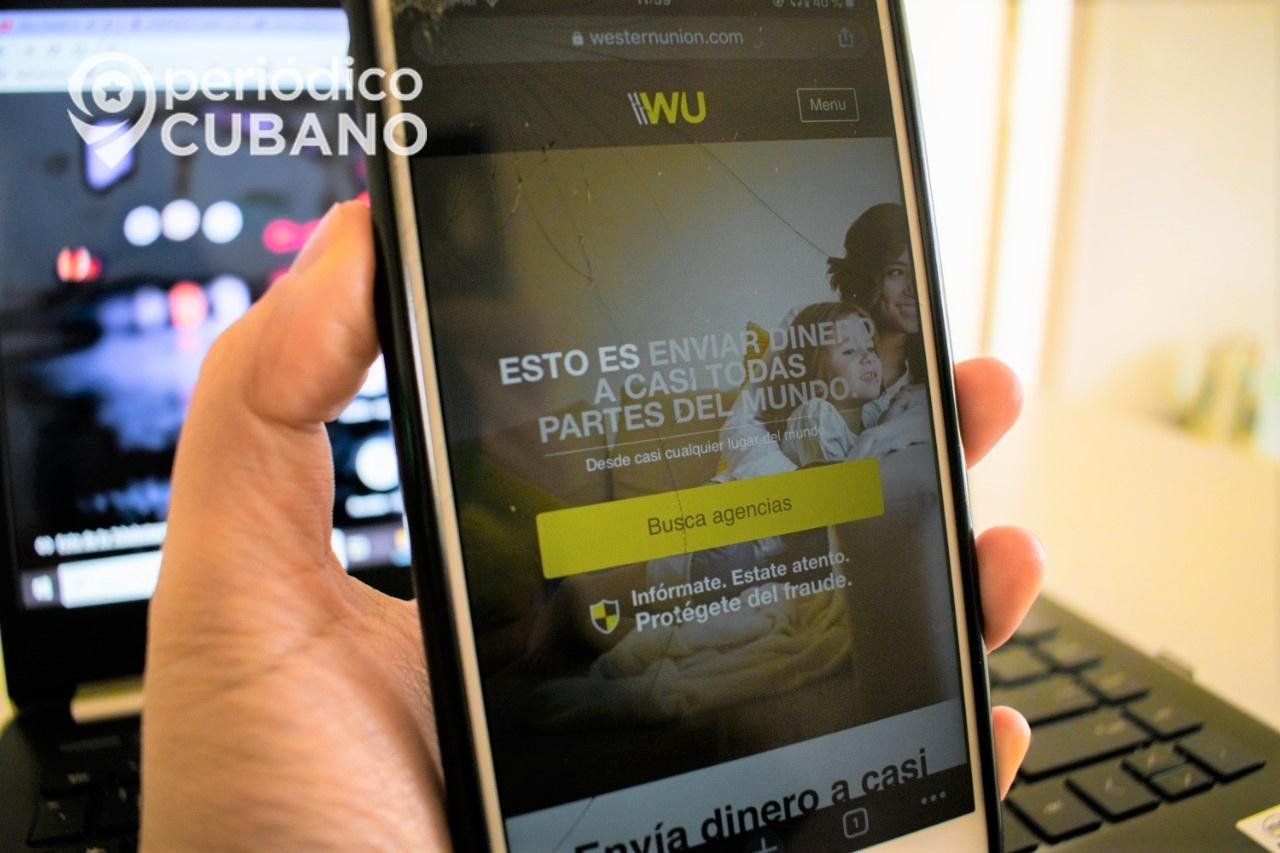 El director de Western Union lamenta la suspensión de remesas a Cuba