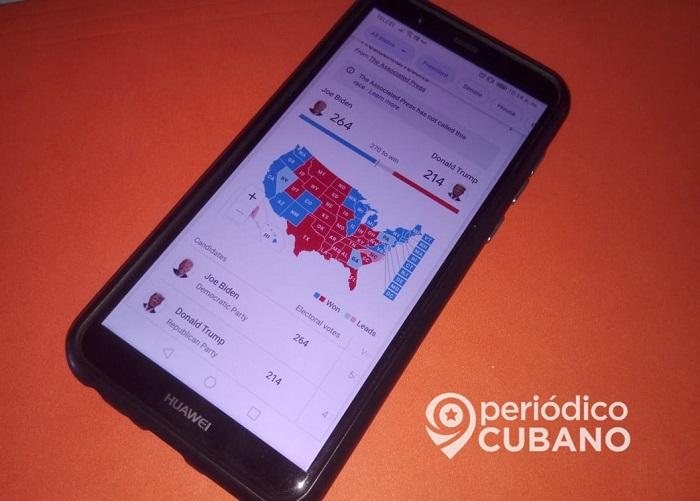 Facebook e Instagram enviarán notificación cuando se conozca el resultado de las elecciones