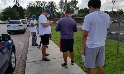 En Miami Beach multarán a personas sin mascarillas pero no se les cobrará la sanción