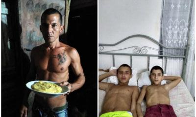 Escasez y represión evitan que un activista cubano pueda alimentar a sus hijos