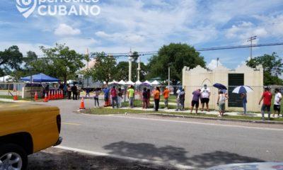Florida reporta récord de casos de Covid-19 con más 7 mil infectados
