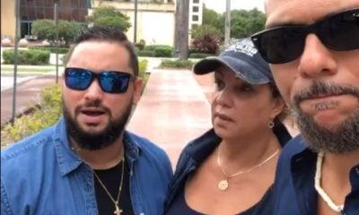 Los 3 de La Habana acusan a policía en Miami-Dade de tratarlos mal por apoyar a Trump