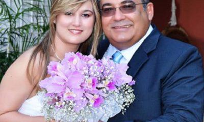 Hija de Albertico Pujol se casa con famoso actor colombiano