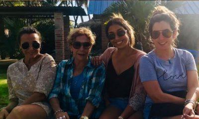 Hijas de Coralita Veloz le dedican emotiva felicitación por sus 71 años