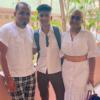 Hijo de Haila se gradúa de percusionista en la ENA