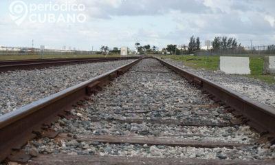 Hombre muere atropellado por un tren al tratar de huir de la policía en Miami Shores