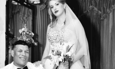 La boda de Limay Blanco y su pareja ¡Estas son algunas imágenes!