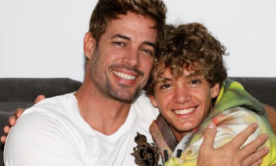 La primera aparición del hijo de William Levy tras accidente