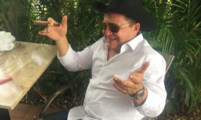 Las palabras de Antolín El Pichón a sus fans tras la muerte de su hijo