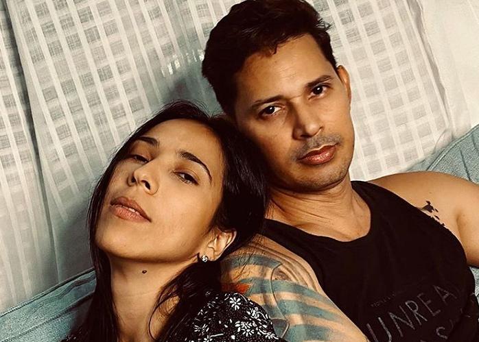 """Leoni Torres y Yuliet Cruz bailan bien pegados el tema """"Mi Loca"""""""