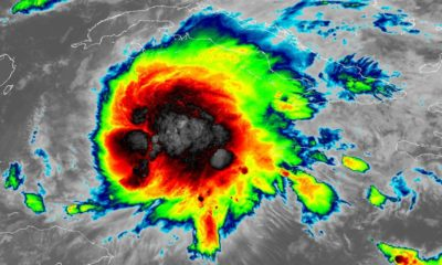 Aviso Especial Eta es tormenta tropical e inclina su trayectoria (+Cono)