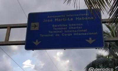 Nave de Cubana de Aviación aterriza con emergencia en La Habana