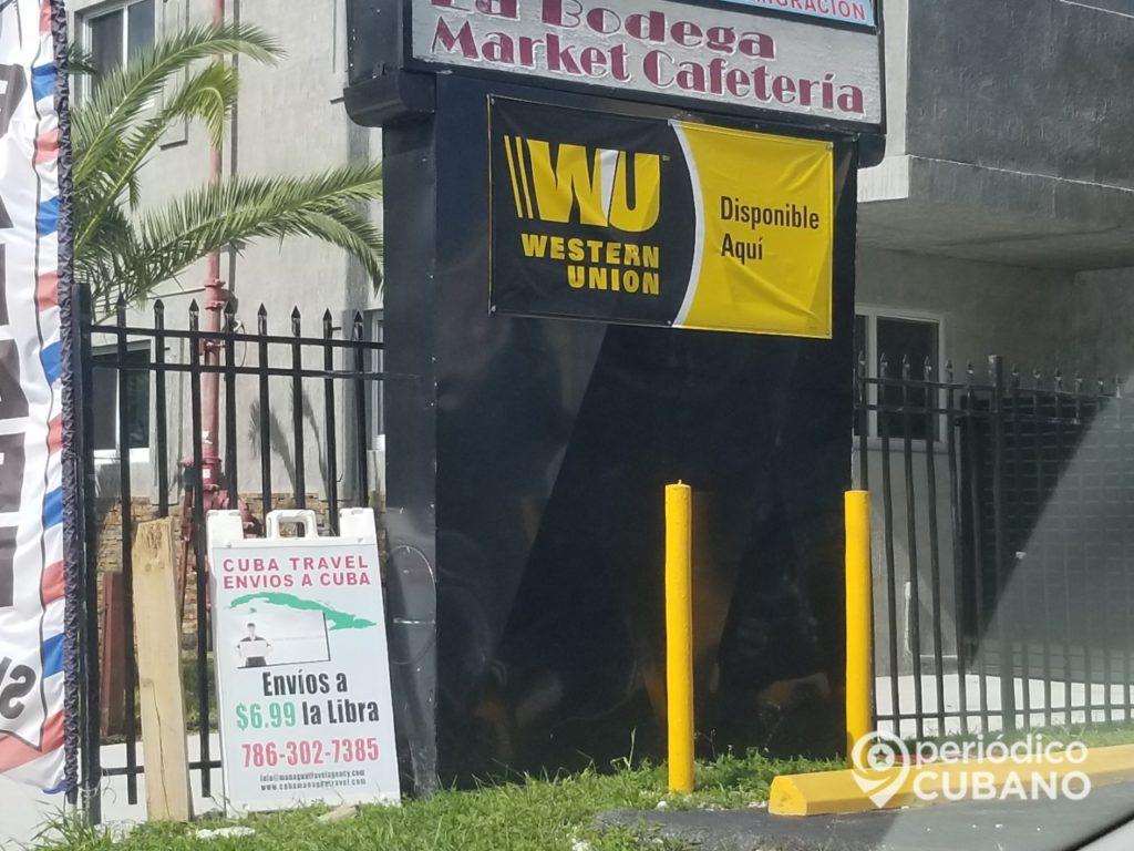 Oficial: Western Union promete a los cubanos una solución para el envío de remesas