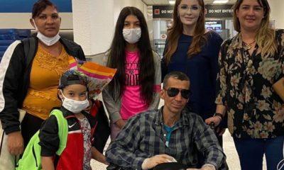 Piden ayuda para encontrar una renta económica para el opositor Ramón Arboláez y su familia