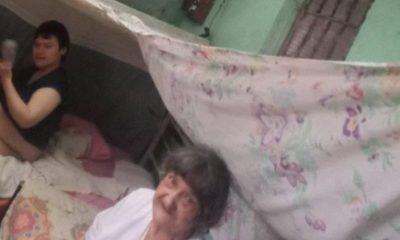Piden pañales para mujer con necesidades especiales cuidada por anciana en Arroyo Naranjo