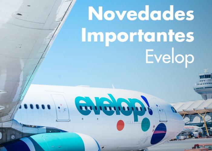 Vuelos a Cuba en Evelop tendrán seguro médico gratis