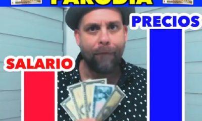 ¡Para reír! La parodia a la eliminación del CUC de Javier Berridy