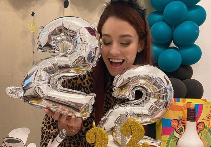 ¡Paula Massola celebra sus 22 años a lo grande!