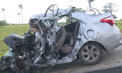 Accidente de tránsito en Camagüey deja un muerto y un herido