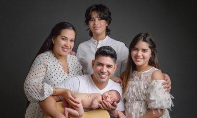 Bebé del reguetonero Baby Lores hospitalizado por crisis de asma