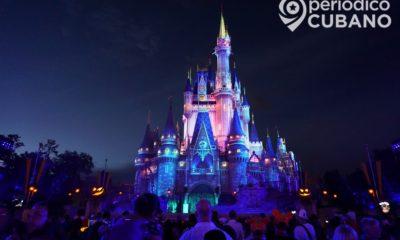 Castillo de Disney World en Magic Kingdom