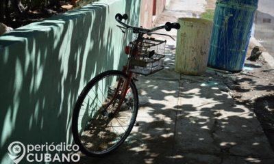 Ciclista en estado grave tras ser atropellado por un camión en Ciego de Ávila