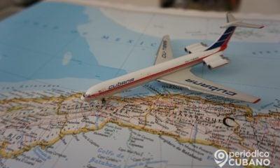 Cubana de Aviación reanuda los vuelos entre Argentina y Cuba