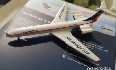 Cubana de Aviación reanudó sus vuelos entre La Habana y Buenos Aires