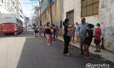 Cubana falleció tras un enfrentamiento a golpes en una cola