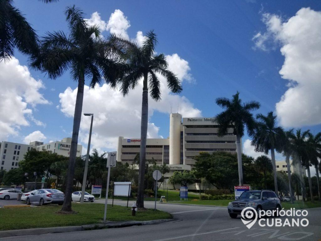 Distribuyen vacuna de Moderna en 24 hospitales de la Florida