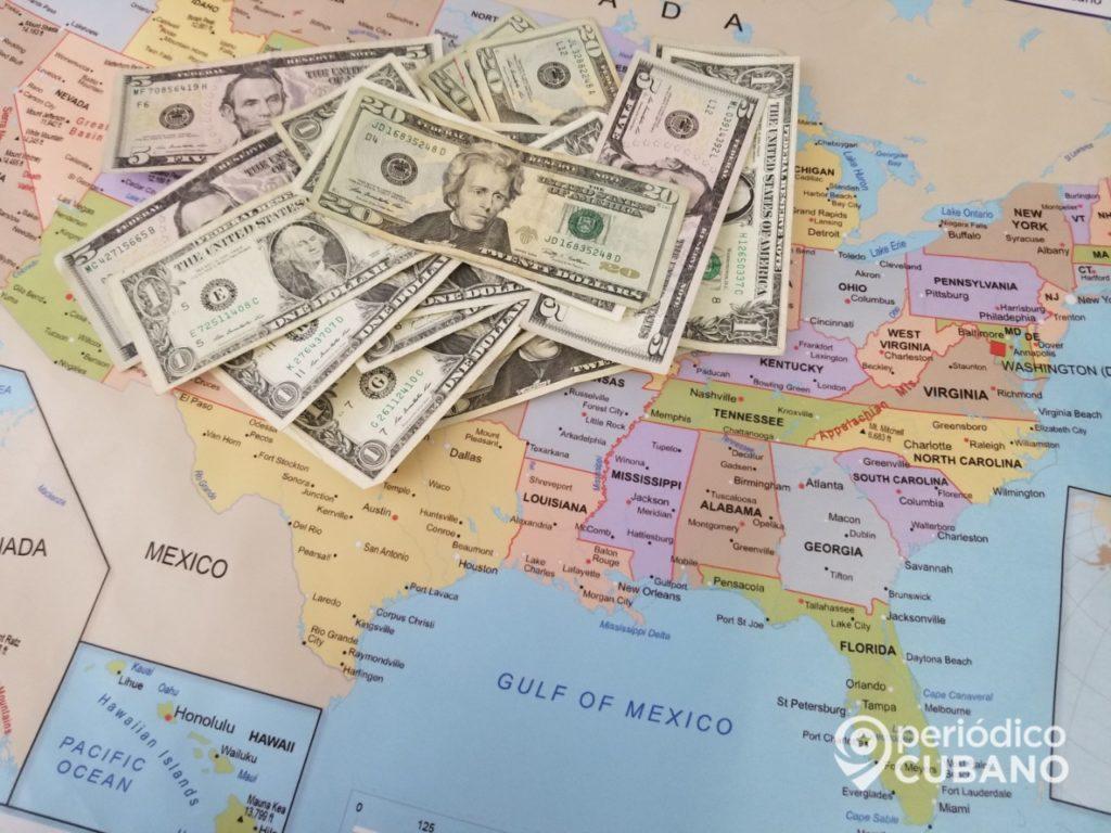 Economía de EEUU crece un 33.4% en el tercer trimestre