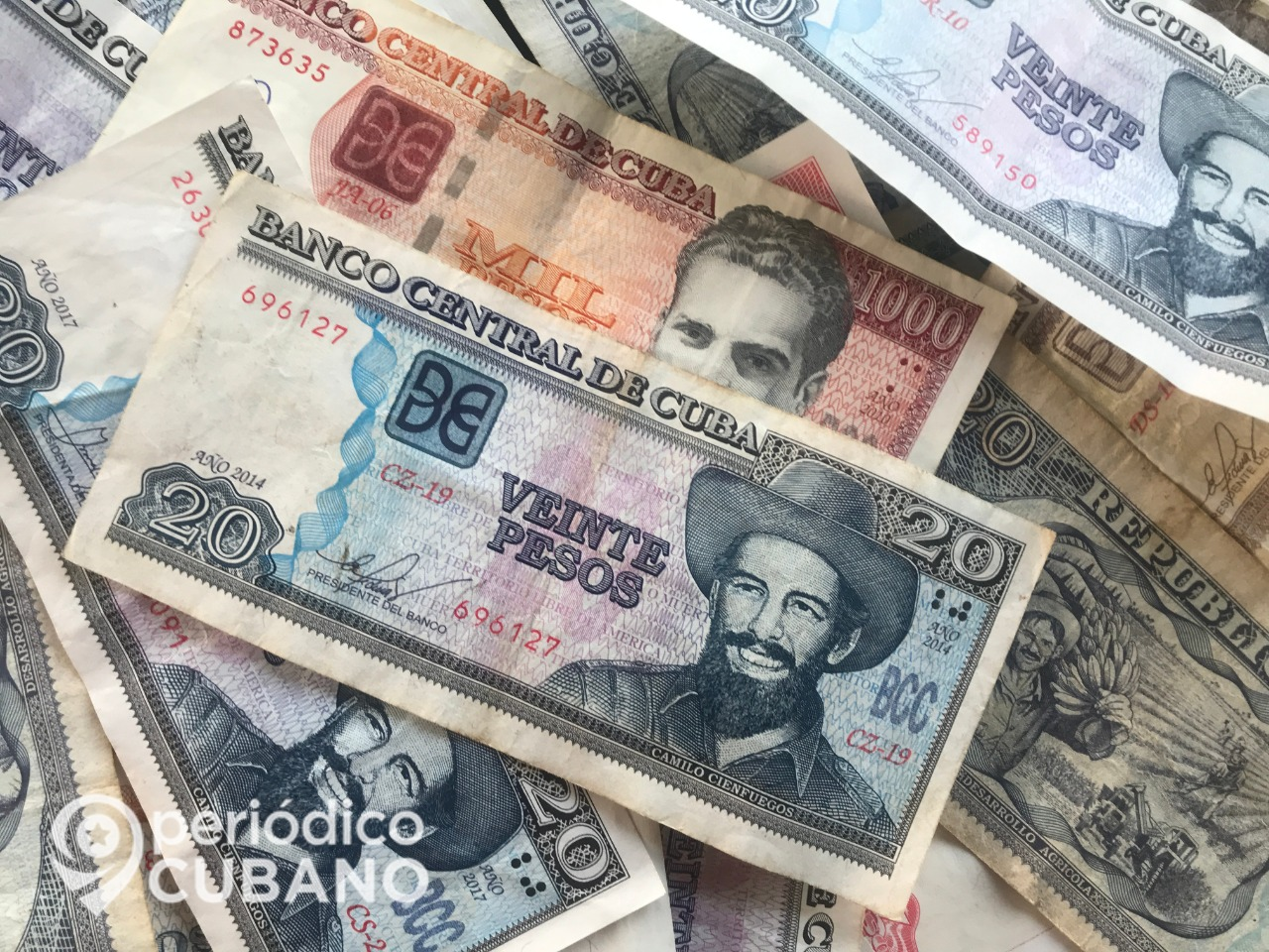 El salario mínimo en Cuba será de 2.100 pesos y la pensión de 1.548 pesos