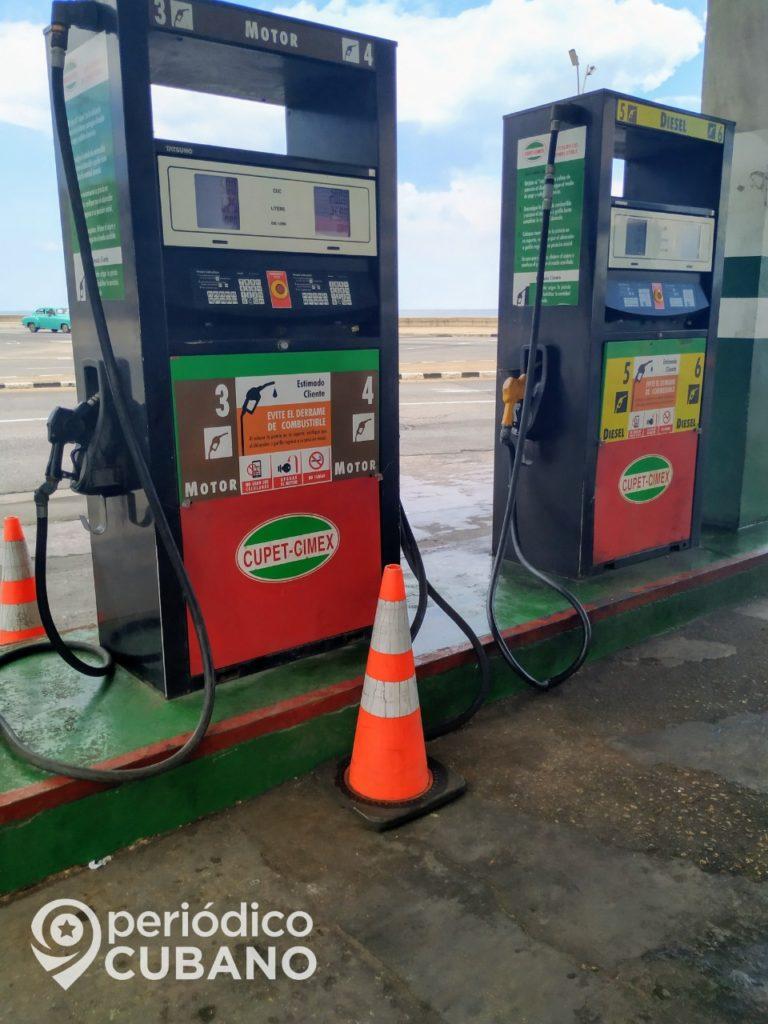 Empresas estatales no tiene asegurado el combustible para 2021