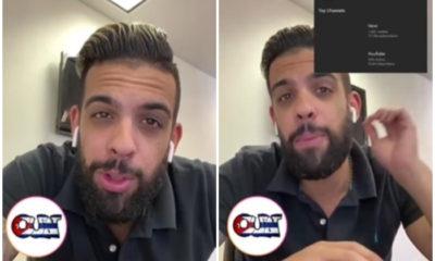 Influencer cubano Alex Lover anuncia cambio en su canal de Youtube