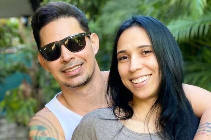 La felicitación de Leoni Torres y Yuliet Cruz a sus fans por el año nuevo