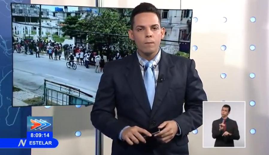 Lazaro Manuel Alonso periodista