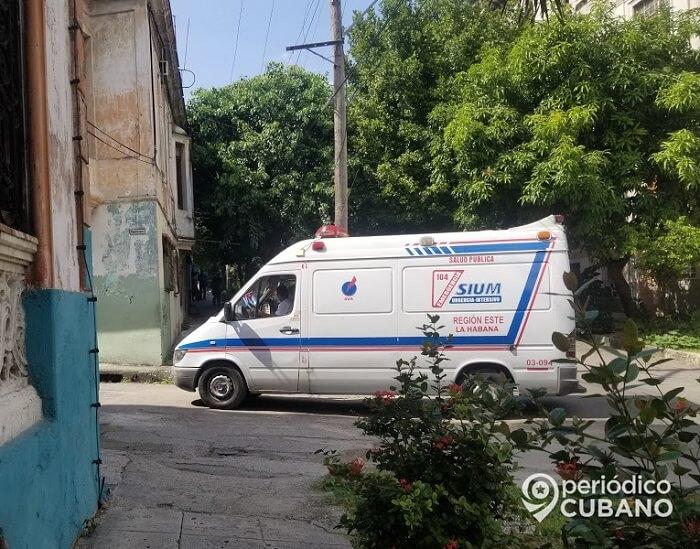 Motociclista muere atropellado en La Habana