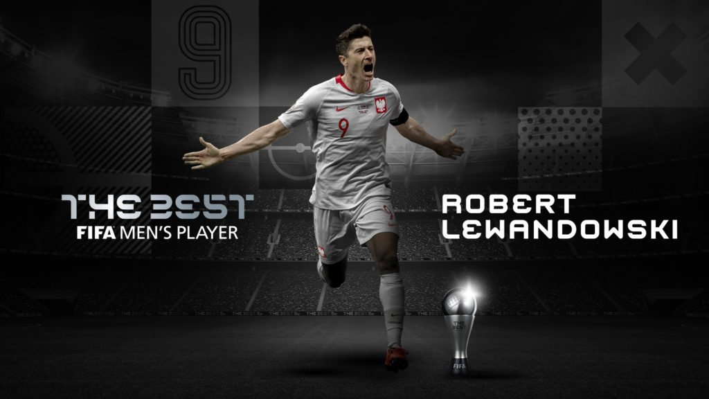 Ni Messi ni CR7 el premio The Best de la FIFA fue para Lewandowski