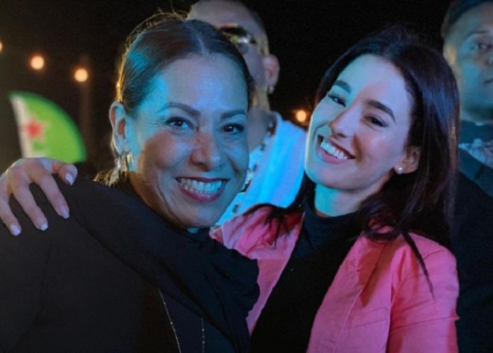 Qué hace Paula, hija de Edith Massola, mientras circula la noticia del cáncer de su madre