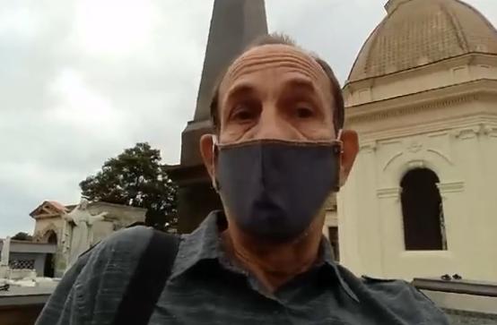 Regimen cubano mantiene en paradero desconocido a profesor por convocar marcha pacífica