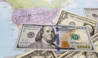 Secretario del Tesoro ofrece un cheque de estímulo económico de 916 mil millones