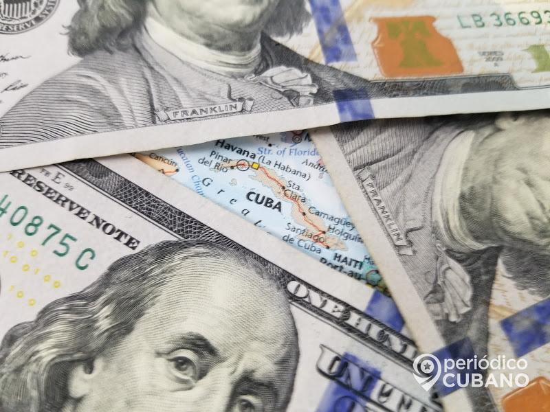 Solo podrán usar efectivo quienes tengan tarjetas de bancos norteamericanos