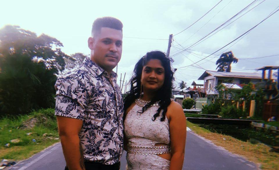 Yoel Rodríguez Barrientos y su víctima Tara Krishnaran