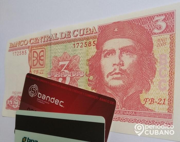 Banco Central: pesos cubanos se pueden depositar en cuentas que antes eran para CUC