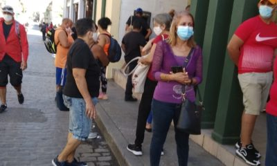 Cuba reporta 2 muertos y la segunda mayor cantidad de casos diarios de Covid-19